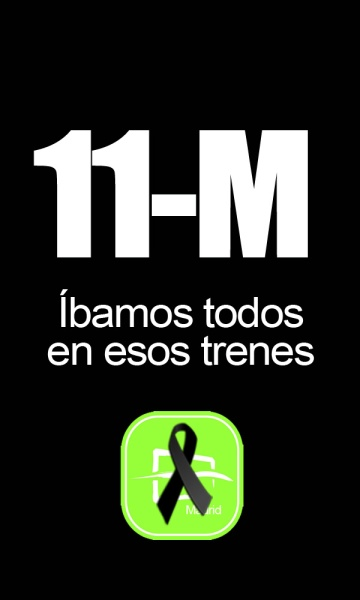 11M NNGG Madrid